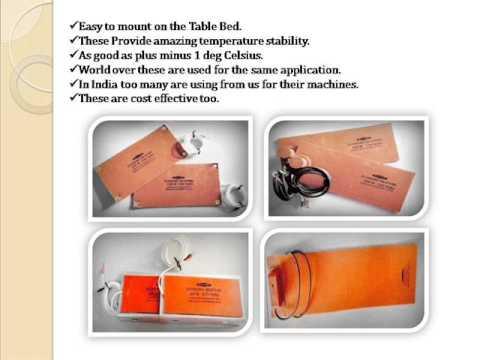 Drip Leg Heaters