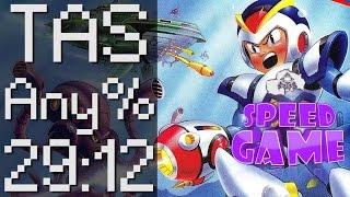 Speed Game Hors-série: Mega Man X TAS ANY% En 29:12 Par Hetfield90!