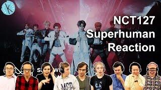 Classical Musicians React: NCT 127 'Superhuman'