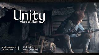 Unity - Alan Walker video animation