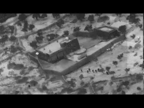 شاهد أول فيديو عن مقتل «البغدادي»