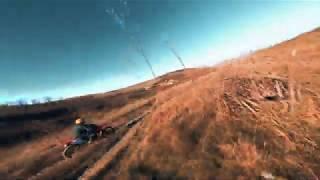 Enduro Vs. FPV Drone   Mud Story
