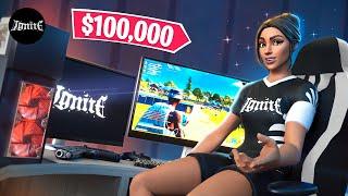 Team Ignite $100,000 Gaming Setup Tour *INSANE*