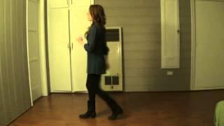 Watermelon Crawl (Line Dance) - Demo & Teach