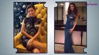 Miss World 2014 Top 10 Favourites - Saly Greige from Lebanon