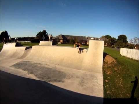 Lewis Stone- Marlborough Skatepark