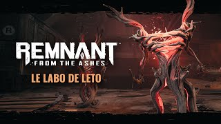 Le Labo de Leto | Remnant: From the Ashes