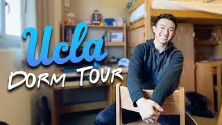 The BEST College Dorm Room Tour! | UCLA