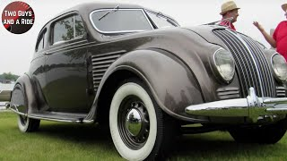 1934 DeSoto Coupe: Owner interview