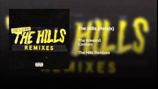 The Weeknd - The Hills [REMIX] ft eminem (bass boosted)