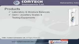 Corporate Video of M/s  Contech Instruments Limited, Mahape