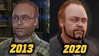 When Does GTA Online REALLY Take Place... BEFORE or AFTER GTA 5? (2013 vs 2020)