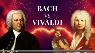 Bach vs Vivaldi - The Masters of Classical Music