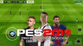 Download FTS 19 MOD PES 2019 OFFLINE Best Graphics PS4