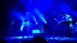 "Death Cab for Cutie ""St. Peter's Cathedral"" live at the Chicago theatre"