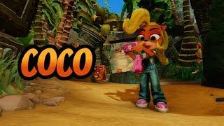זה רשמי Crash bandicoot N Sane Trilogy coco