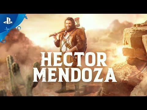 Desperados Iii Hector Mendoza Trailer Ps4 Trailer 2020