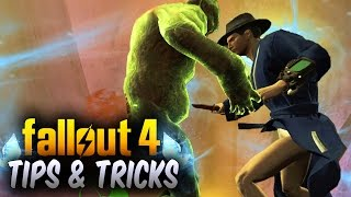 Fallout 4 Insanely Powerful Blitz Perk Combo - Teleport Assassin (Fallout 4 Tips)