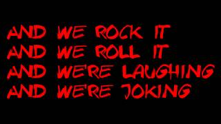 AC/DC - Rock the blues away Lyrics (HD)