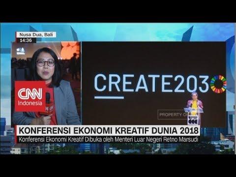 Konferensi Ekonomi Kreatif Dunia 2018
