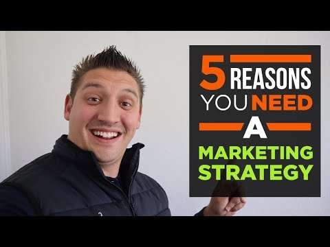5 Reasons You Need a Digital Marketing Strategy 2018