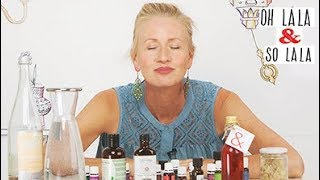 Ätherische Öle wirken stimmungsaufhellend & Immunsystem stärkend & entspannend & machen schöne Haut