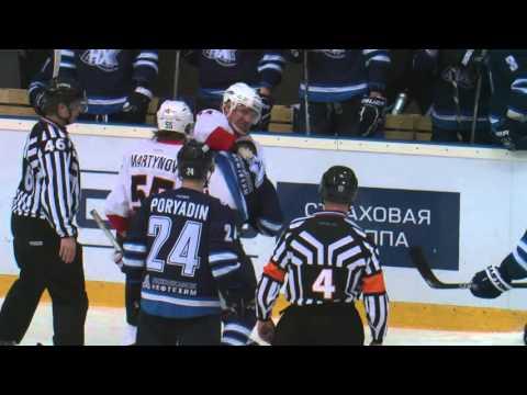 Maxim Rybin vs. Filip Novak