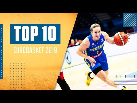 TOP 10: Plays (EuroBasket 2019)