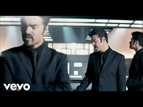 George Michael, Mary J. Blige - As (Official Video)