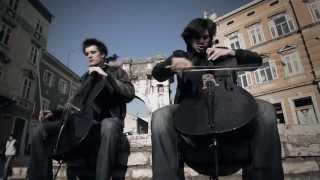 Welcome To The Jungle - 2Cellos  (Video)