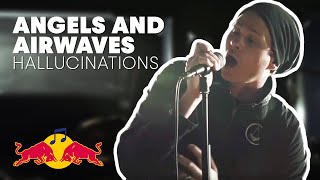 Angels and Airwaves - Hallucinations | Live @ Red Bull Studios