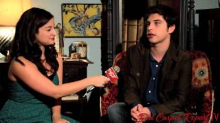 Mingle Media TV Network - Interview with David Lambert Season 1