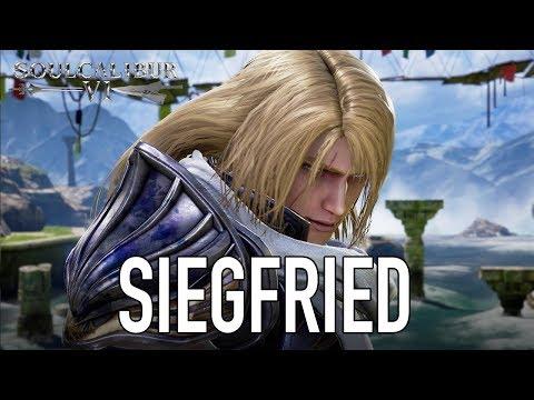 Annonce en vidéo de l'arrivée de Siegfried de SoulCalibur VI