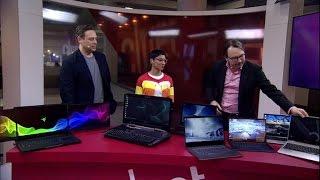 Meet the coolest laptops of CES 2017
