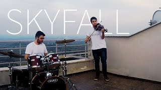 Driolin Skyfall By Adele Violin Drums Cover (6 10 MB) 320