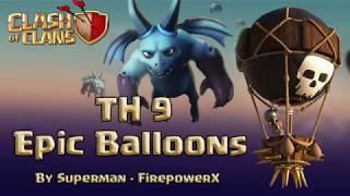 TH9 Balloons