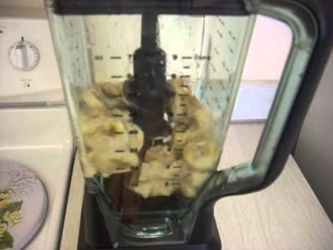 Video Making Banana Ice Cream
