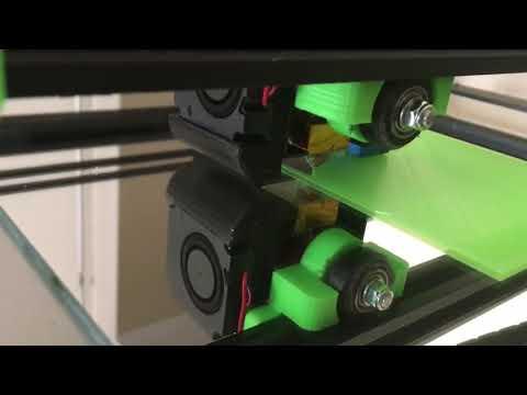 From Gearbest Tronxy X5SA High Accuracy Big Power DIY 3D