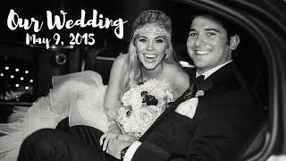 OUR FAIRYTALE WEDDING DAY!