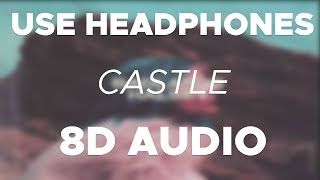 Halsey   Castle (8D AUDIO)
