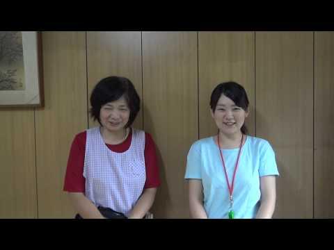 ともべ幼稚園 「夜の様子をインタビュー」