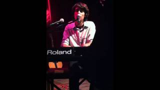 Teddy Geiger: Air Dry 1/19/12