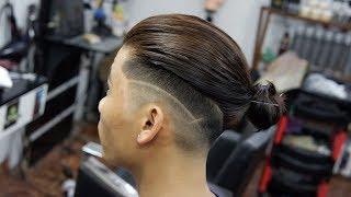 Man Bun Styles - Men's Long Hairstyles . ArLong BarBer 2017