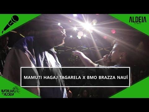 Fabio Brazza, BMO e Nauí x Mamuti, Tagarela e HagaJ | BDA 2 ANOS | Batalha de Trio