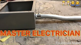 Forman Electrician Offset PIPE BEND!!!! (QUICKTIPS)