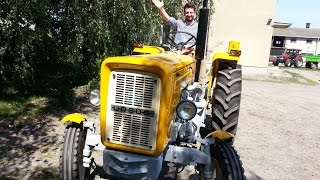 Rolnik Szuka... Traktora - Ursus C360 ||8 (Walk Around / Prezentacja)