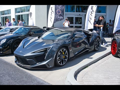 The BEST Supercar Event Pagani Huayra L'ULTIMO Lykan & Fenyr Supersport & more Exotics and Espresso