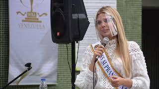Valentina Sanchez Trivella Miss Supranational Venezuela 2021 Introduction Video