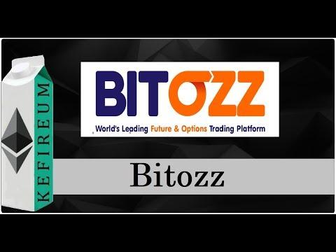 Обзор новой крипто биржи Bitozz