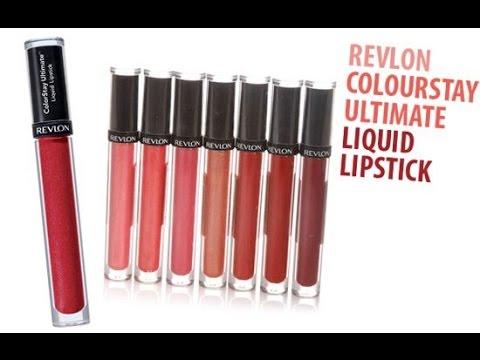ColorStay Overtime Lipcolor by Revlon #10